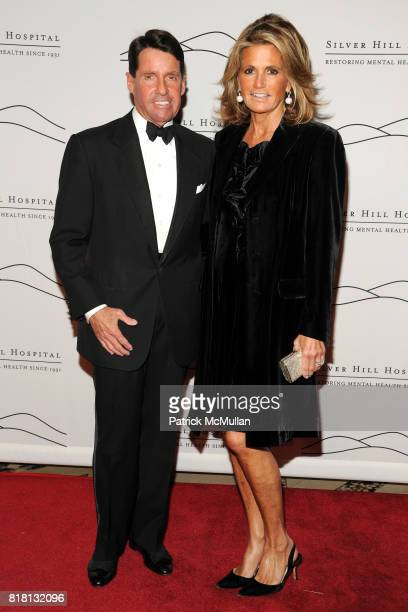 Christopher Meigher and Grace Meigher attend Silver Hill Hospital 80th Anniversary Gala at Cipriani 42nd Street on November 11 2010 in New York City