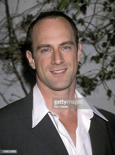 Christopher Meloni during Christopher Meloni sitghted at the Premiere of 'Charlie's Angels' July 30 1999 at Twin Palms Restaurant in Pasadena...