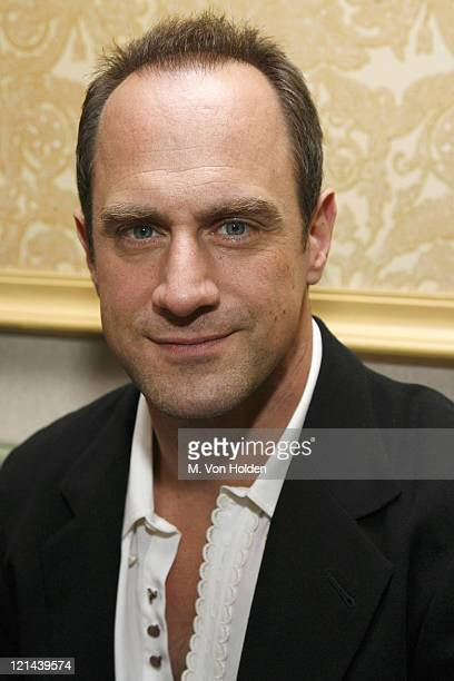 Christopher Meloni during Jerry Lewis Roasted by The Friars Club at New York Hilton in New York NY United States