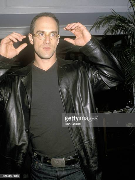 Christopher Meloni during Landmark Club Restaurant Opening Richard Belzer's Birthday Party September 23 2000 at Landmark Club Restaurant in New York...