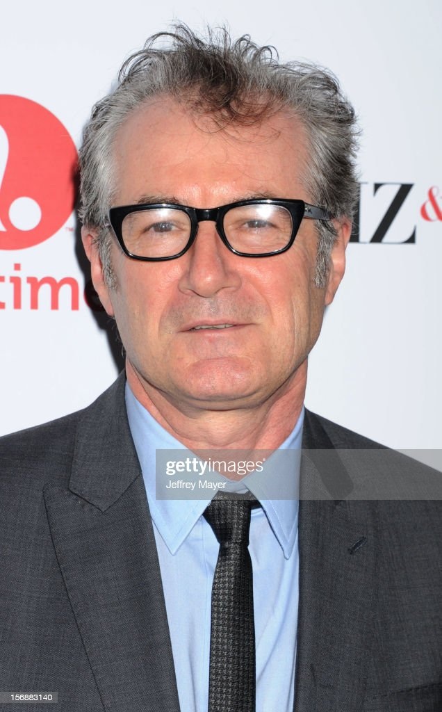 Christopher Monger arrives at the 'Liz & Dick' - Los Angeles Premiere at the Beverly Hills Hotel on November 20, 2012 in Beverly Hills, California.