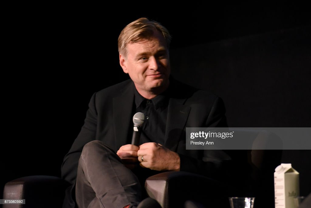 AFI FEST 2017 Presented By Audi - Cinematic Storytelling: A Conversation With Christopher Nolan