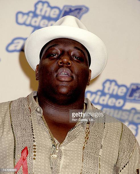 Christopher 'Notorious BIG' Wallace at the Wetlands in New York City New York