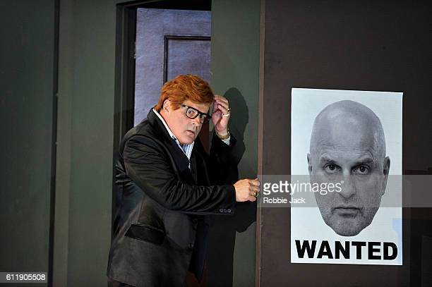 Christopher Purves as Don Giovanni in English National Opera's production of Wolfgang Amadeus Mozart's Don Giovanni directed by Richard Jones and...