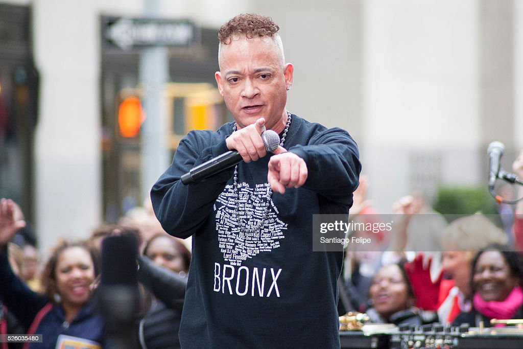 <a gi-track='captionPersonalityLinkClicked' href=/galleries/search?phrase=Christopher+Reid&family=editorial&specificpeople=779236 ng-click='$event.stopPropagation()'>Christopher Reid</a> of Kid n Play performs onstage during I Love The 90's Concert Tour Performs On NBC's 'Today' at Rockefeller Plaza on April 29, 2016 in New York City.