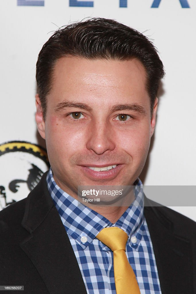Christopher Sepulveda attends the Friars Club Fifth Annual Comedy Film Festival Opening Night at NYU Cantor Film Center on April 1, 2013 in New York City.