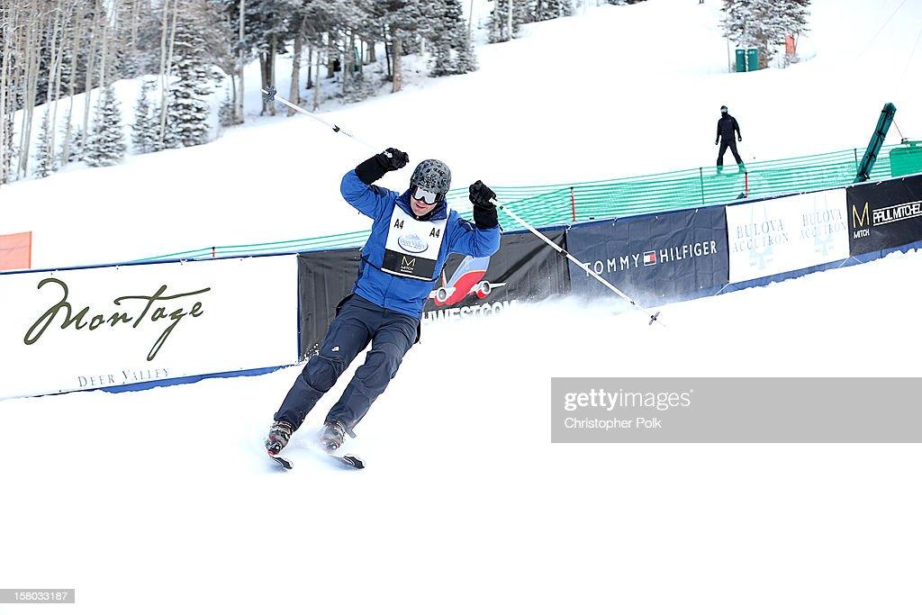 Christopher Shaver M.D. attends the Deer Valley Celebrity Skifest at Deer Valley Resort on December 9, 2012 in Park City, Utah.