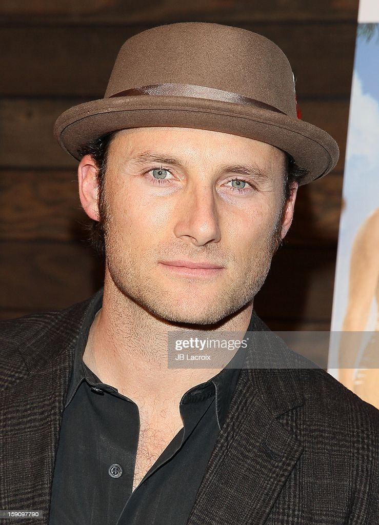 Christopher Stills attends the 'Freeloaders' Premiere held at Sundance Cinema on January 7 2013 in Los Angeles California