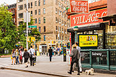 Christopher street and Seventh Avenue