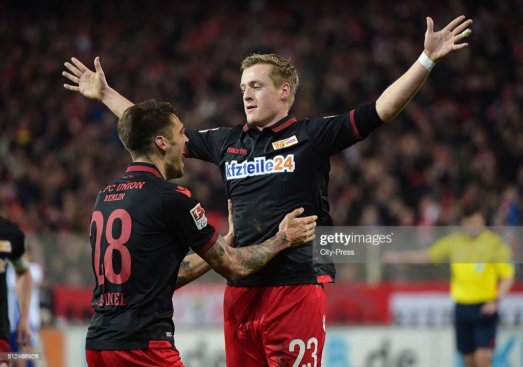 1 FC Union Berlin v Karlsruher SC - 2 Bundesliga