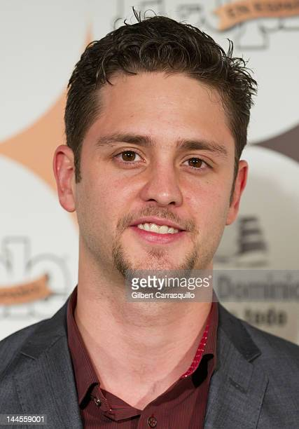 Christopher Uckermann attends the 16th annual People en Espanol '50 Most Beautiful' issue celebration at The Plaza Hotel on May 15 2012 in New York...