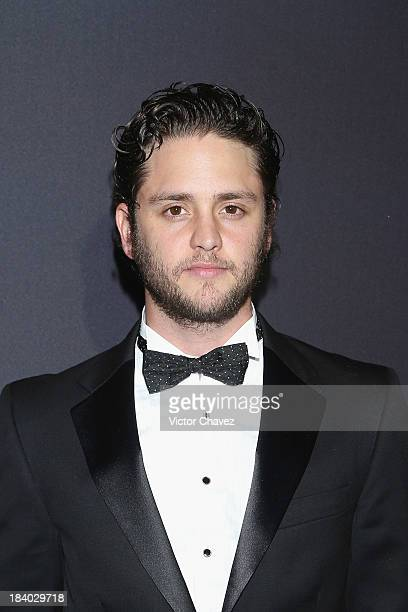 Christopher Uckermann attends the Glamour Magazine 15th Anniversary at Casino Del Bosque on October 10 2013 in Mexico City Mexico