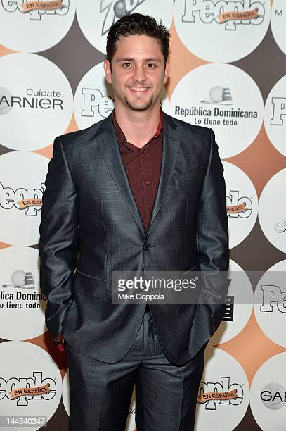 Christopher Uckermann attends the People En Espanol 50 Most Beautiful Gala at The Plaza Hotel on May 15 2012 in New York City