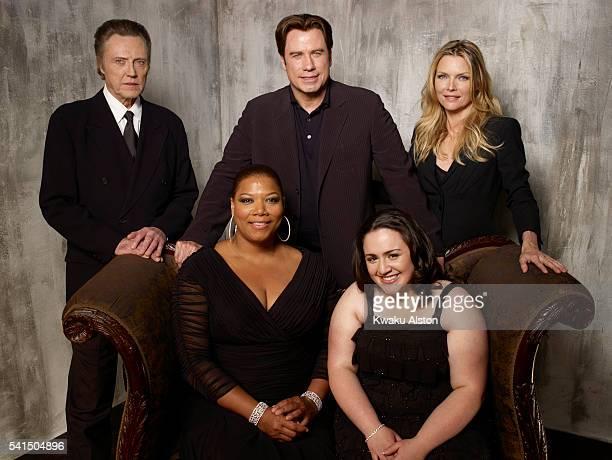 Christopher Walken Queen Latifah John Travolta Nikki Blonsky and Michelle Pfeiffer