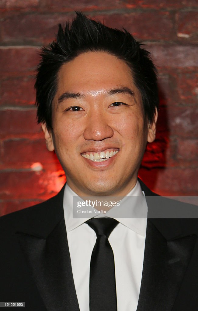 Christopher Wang attends 12th Biennial Juliet Hollister Awards Gala at Tribeca Rooftop on October 16, 2012 in New York City.