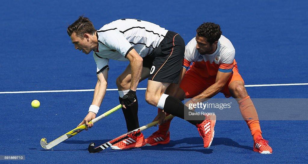 Hockey - Olympics: Day 13