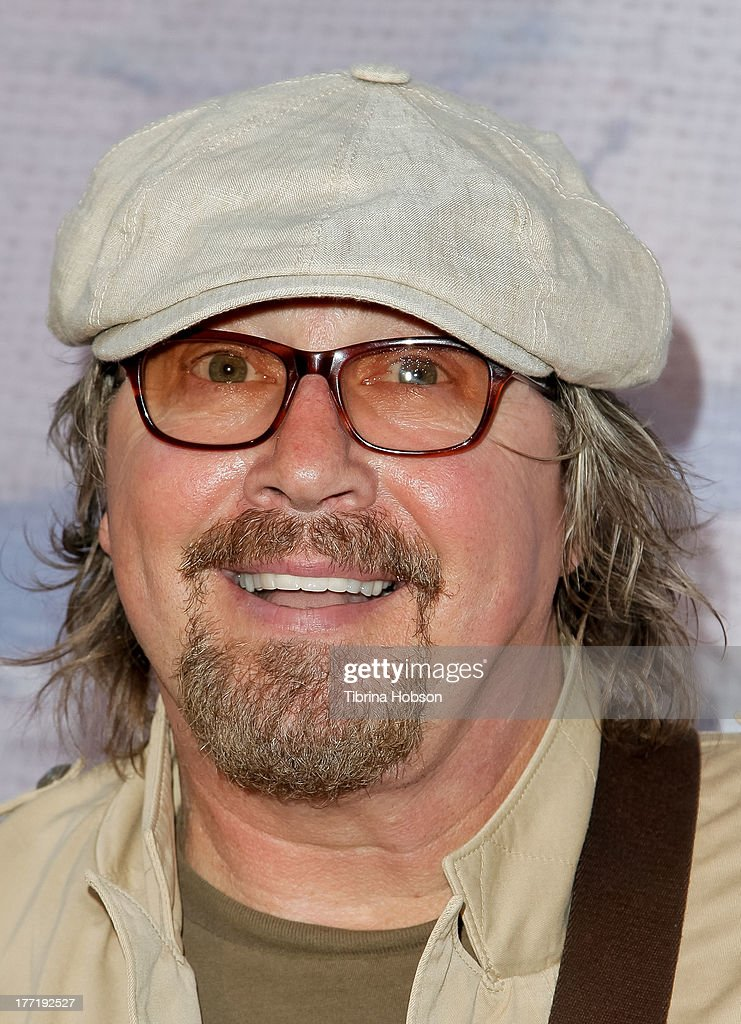 Christopher Wicks attends the artist's reception for Billy Zane's solo art exhibition 'Seize The Day Bed' on August 21, 2013 in Los Angeles, California.