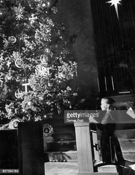 Christ's Monograms Deck Tree Fear of persecution inspired early Christians to use Chrismons or 'Christ's monograms' to identify themselves to each...