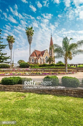 Christus Kirche, Windhoek, Namibia, Namibia