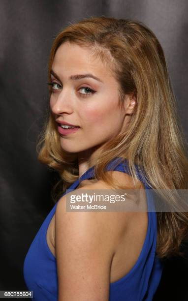 Christy Altomare attends 32nd Annual Lucille Lortel Awards at NYU Skirball Center on May 7 2017 in New York City