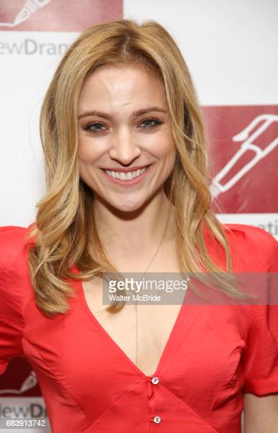 Christy Altomare attends The New Dramatists' 68th Annual Spring Luncheon at the Marriott Marquis on May 16 2017 in New York City
