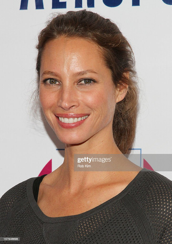 <a gi-track='captionPersonalityLinkClicked' href=/galleries/search?phrase=Christy+Turlington&family=editorial&specificpeople=207046 ng-click='$event.stopPropagation()'>Christy Turlington</a> attends Z100's Jingle Ball 2012 presented by Aeropostale at Madison Square Garden on December 7, 2012 in New York City.