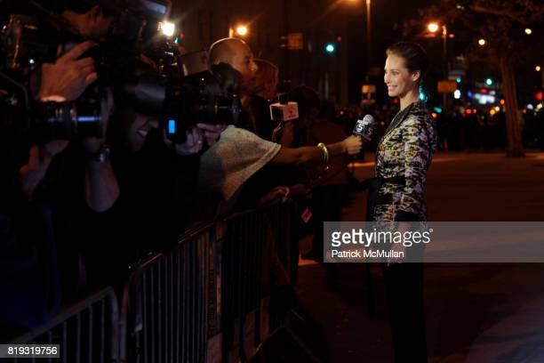 Christy Turlington Burns attends VANITY FAIR TRIBECA FILM FESTIVAL Opening Night Dinner Hosted by ROBERT DE NIRO GRAYDON CARTER and RONALD PERELMAN...