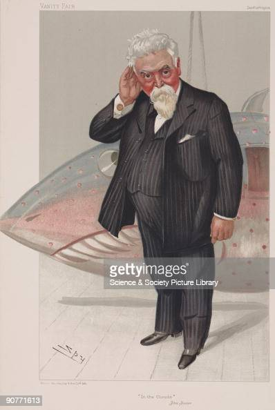 Sir Hiram Maxim American Engineer And Inventor 1904 Pictures Getty Images
