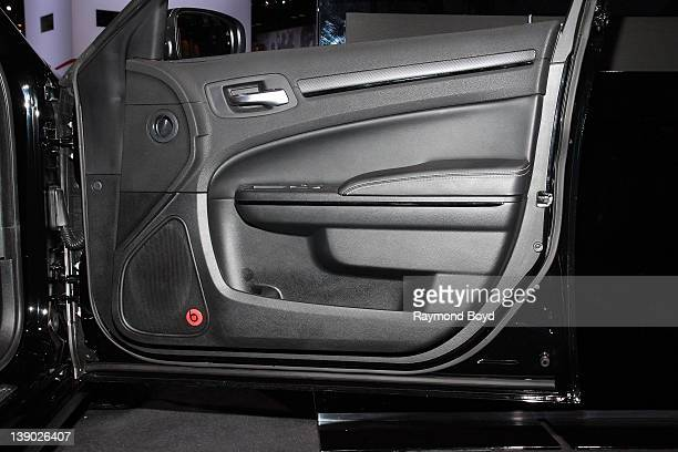 Chrysler 300 featuring the 'Beats By Dr Dre' audio system at the 104th Annual Chicago Auto Show at McCormick Place in Chicago Illinois on FEBRUARY 08...