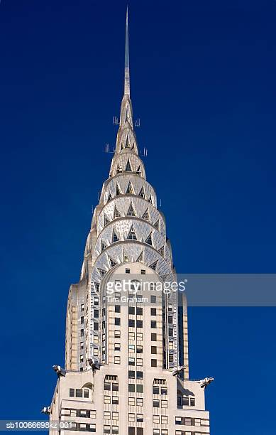 Chrysler Building, New York, USA