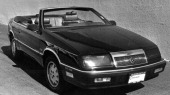 7/26/1987 871987 Chrysler La Baron