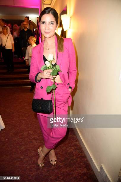 Chryssanthi Kavazi attends the 25th anniversary party of the TV show 'GZSZ' on May 17 2017 in Berlin Germany