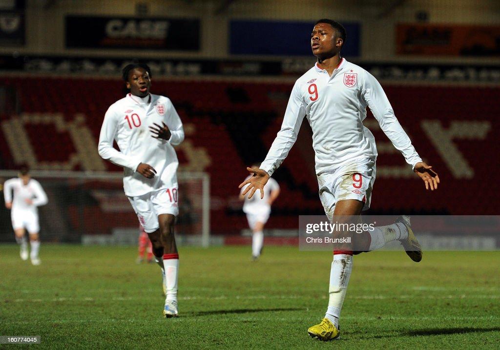 England U19 v Denmark U19 - International Match