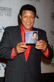 Chubby Checker attends the 45th Annual Songwriters Hall Of Fame Induction And Awards Gala at The New York Marriott Marquis on June 12 2014 in New...