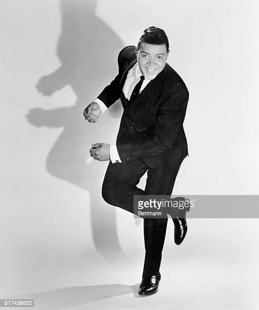 Chubby Checker Dancing