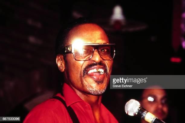 Chuck Brown performs at Wetlands New York New York December 27 1991
