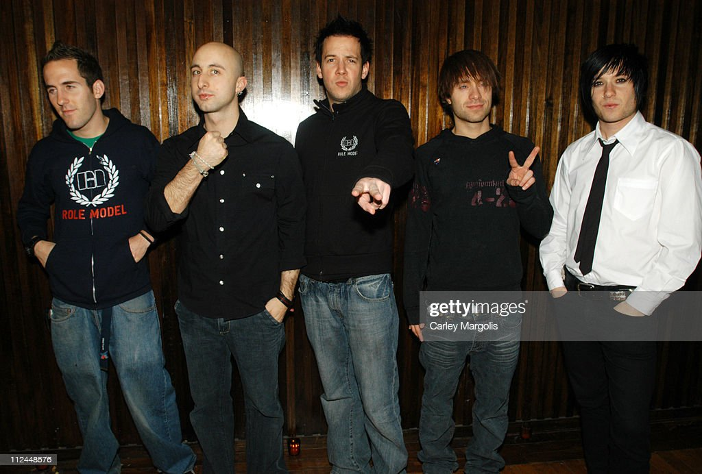 """Simple Plan Celebrates the Release of """"Still Not Getting Any..."""" with an Exclusive Party and Performance"""