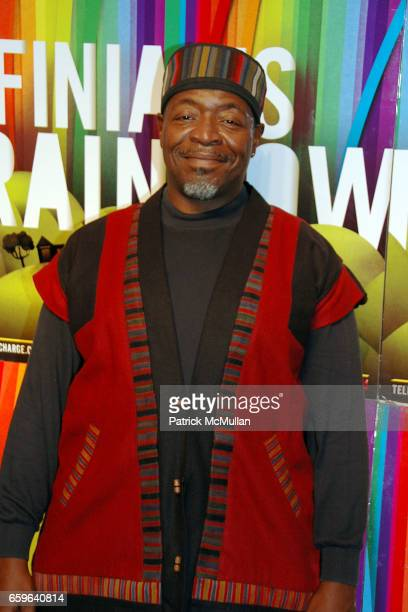 Chuck Cooper attends FINIAN'S RAINBOW Broadway OPENING After Party at Bryant Park Grill on October 29 2009 in New York