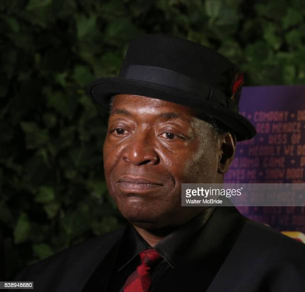 Chuck Cooper attends the Broadway Opening Night After Party for 'Prince of Broadway' at Bryant Park Grill on August 24 2017 in New York City