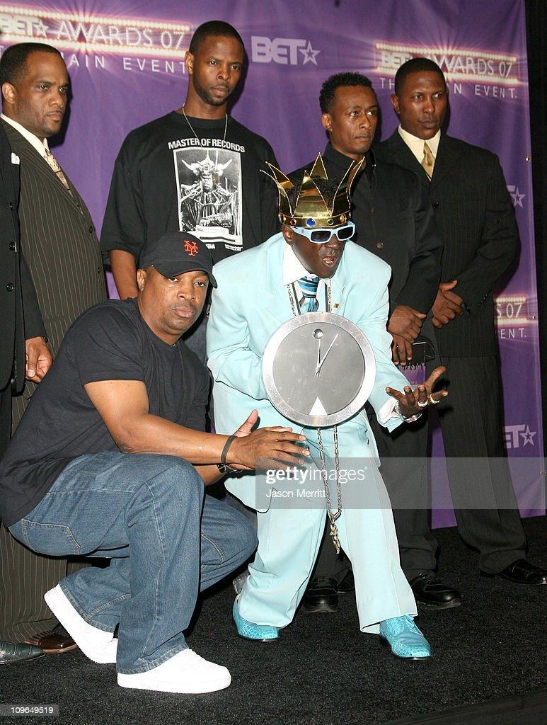 BET Awards 2007 - Press Room