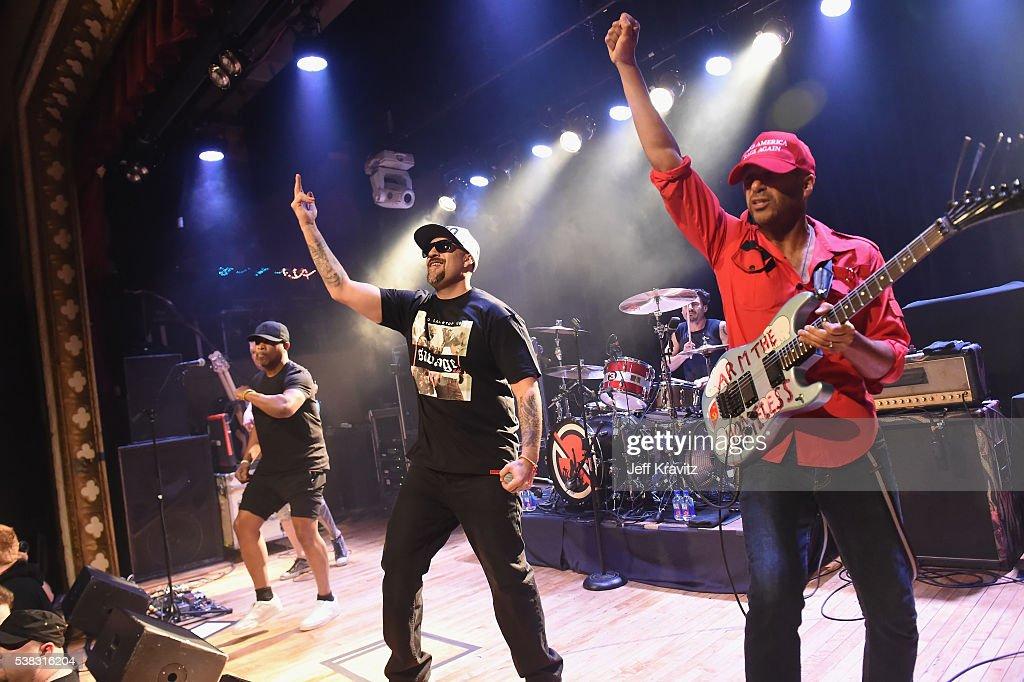 Prophets Of Rage In Concert - Brooklyn, New York