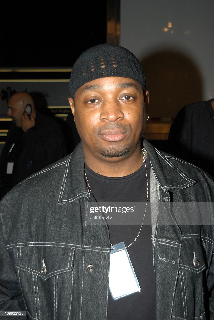 Chuck D during VH1 Big in 2002 Awards - Arrivals at Grand Olympic Auditorium in Los Angeles, CA, United States.