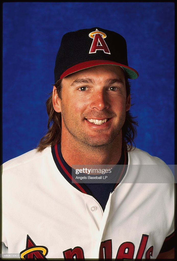 <a gi-track='captionPersonalityLinkClicked' href=/galleries/search?phrase=Chuck+Finley&family=editorial&specificpeople=242777 ng-click='$event.stopPropagation()'>Chuck Finley</a> of the California Angels smiles during a photo shoot. <a gi-track='captionPersonalityLinkClicked' href=/galleries/search?phrase=Chuck+Finley&family=editorial&specificpeople=242777 ng-click='$event.stopPropagation()'>Chuck Finley</a> played with the Angels from 1986-1999.