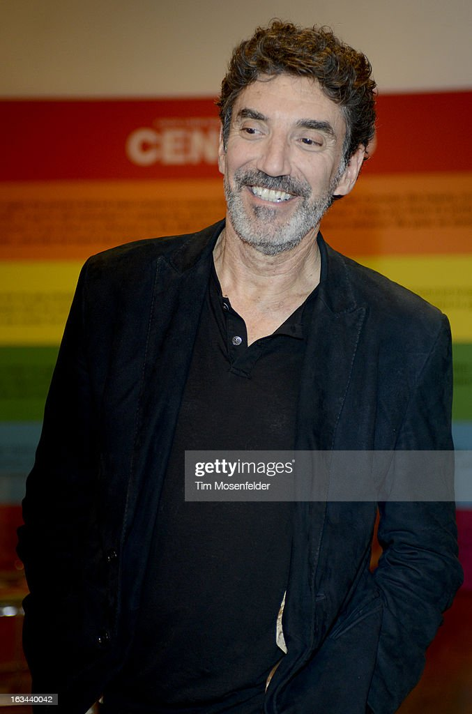 Chuck Lorre poses at the Warner Brothers TV 2013 SXSW party on March 9, 2013 in Austin, Texas.