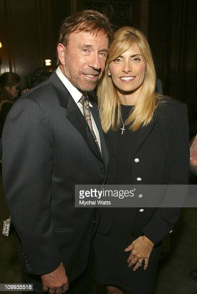 Chuck Norris And Wife ...