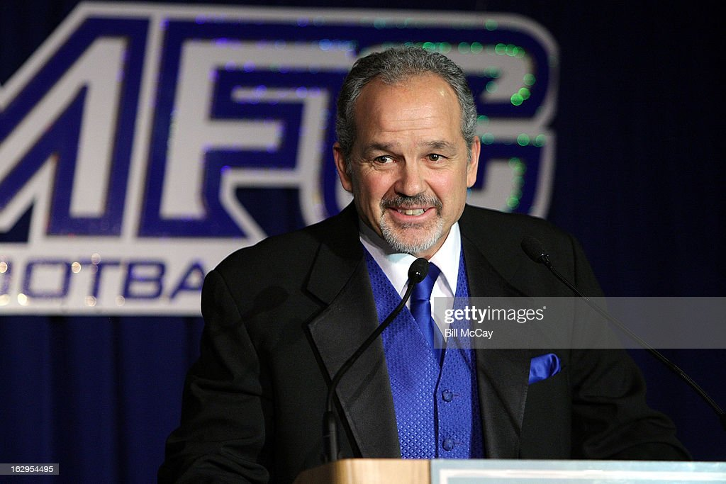 <a gi-track='captionPersonalityLinkClicked' href=/galleries/search?phrase=Chuck+Pagano&family=editorial&specificpeople=748923 ng-click='$event.stopPropagation()'>Chuck Pagano</a> winner of the Earle 'Greasy' Neale Award for Professional Coach of the Year attends the 76th Annual Maxwell Football Club Awards Dinner March 1, 2013 in Atlantic City, New Jersey.