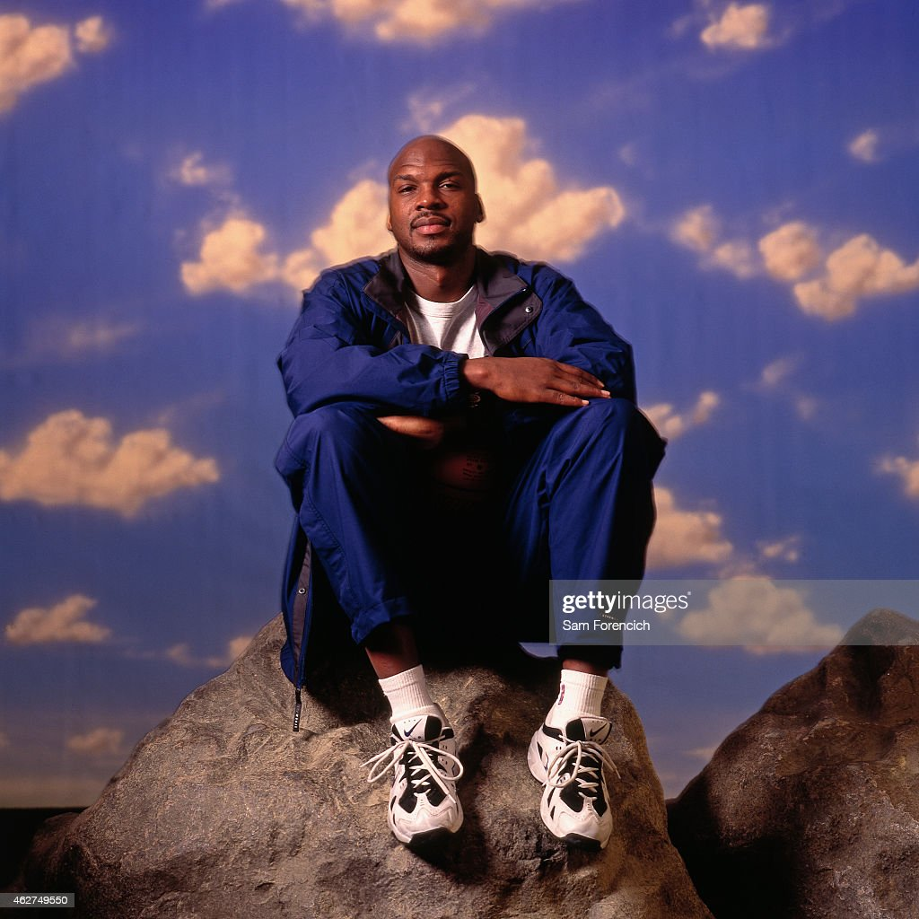 1998 NBA All Star Weekend Portraits