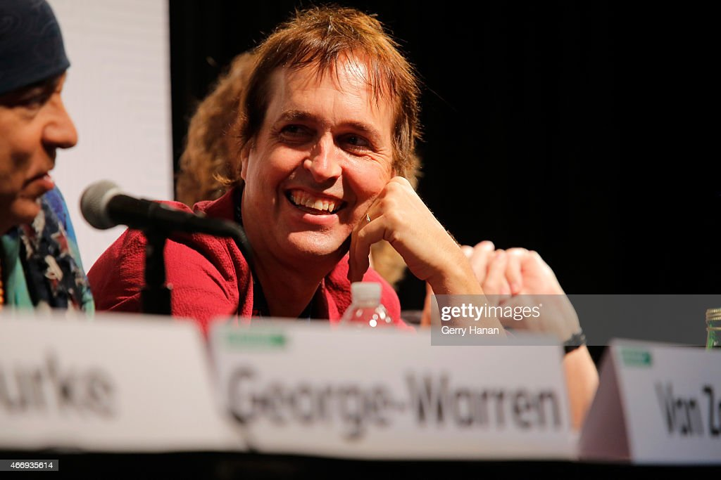 Chuck Prophet speaks onstage at 'The Who At 50' during the 2015 SXSW Music, Film + Interactive Festival at Austin Convention Center on March 19, 2015 in Austin, Texas.