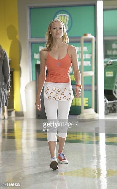 CHUCK 'Chuck Versus the Seduction' Episode 2 Air Date Pictured Yvonne Strahovski as Sarah Walker Photo by Adam Taylor/NBCU Photo Bank