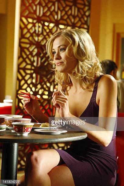 CHUCK 'Chuck vs the First Date' Episode 1 Air Date Pictured Yvonne Strahovski as Sarah Walker Photo by Trae Patton/NBCU Photo Bank